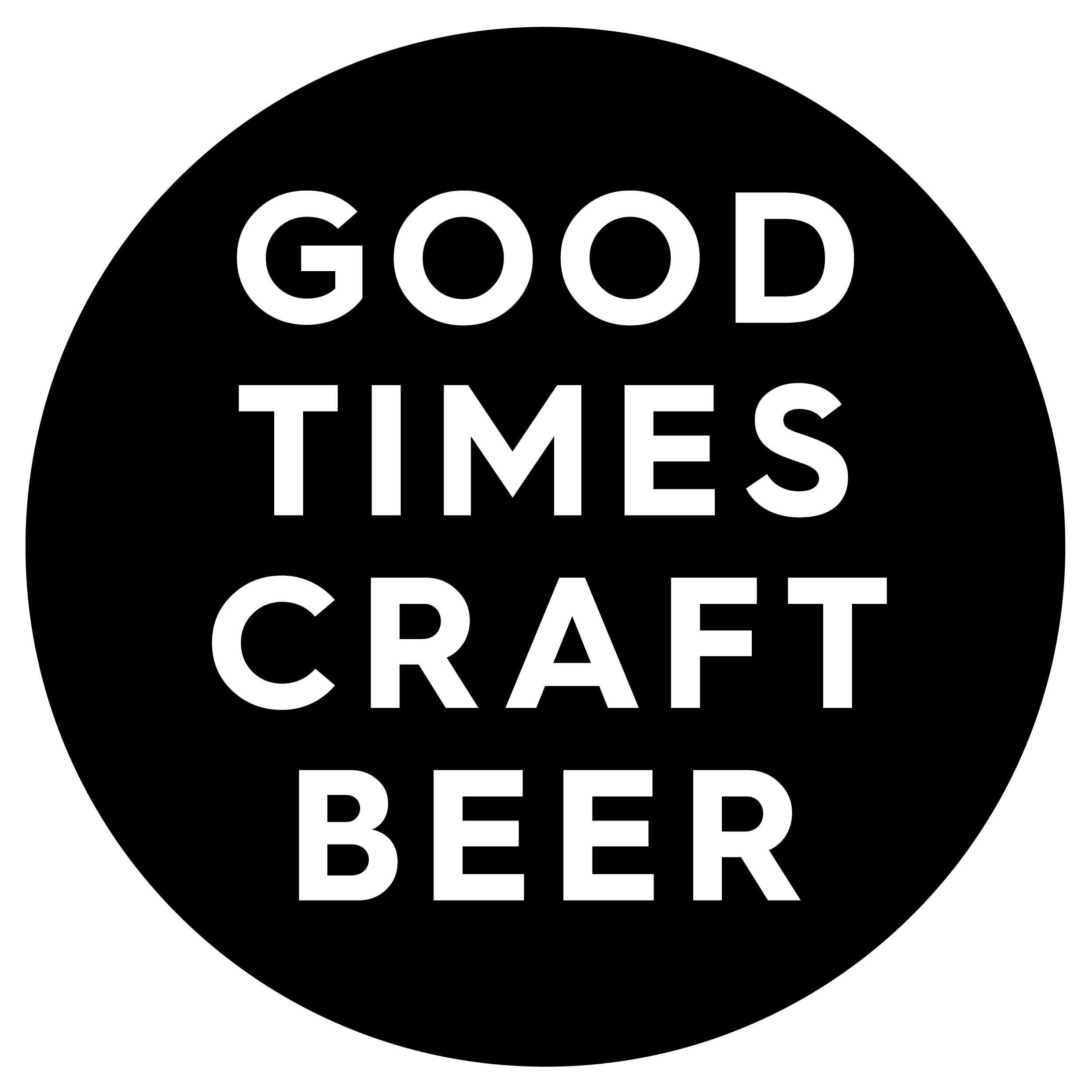 Good Times Craft Beer